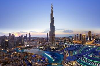 Dubai on top of the world for skyscraper construction