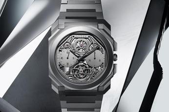 Bulgari brings some Italian-imbued panache to elegant timekeeping