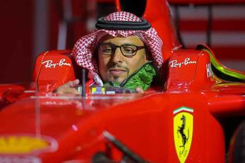 Why Formula 1 in Saudi Arabia is not just a race, it's part of a journey