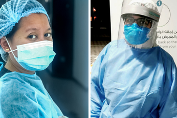 Revealed: the unsung heroes maintaining the UAE's healthcare system