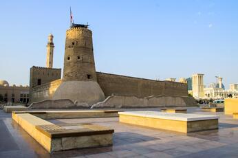 Renovation plan revealed for Al Fahidi Fort, former HQ of Dubai ruler