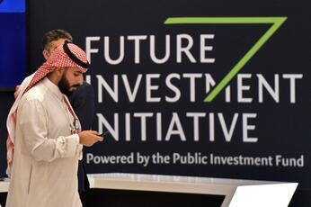 Saudi wealth fund boss says 'fresh thinking' set to drive future investments