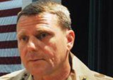 Vice Admiral William Gortney