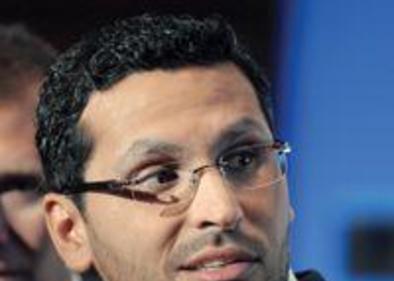 Khaldoon Mubarak