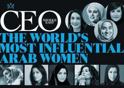 The World's Most Influential Arab Women