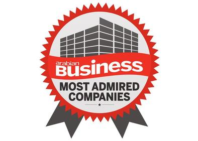 The 30 most admired companies in the GCC