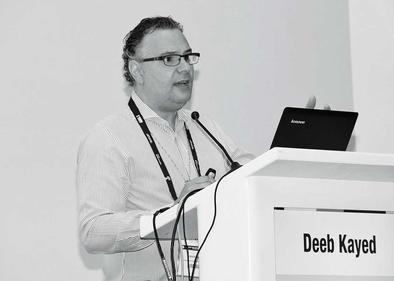 Dr Deeb Kayed
