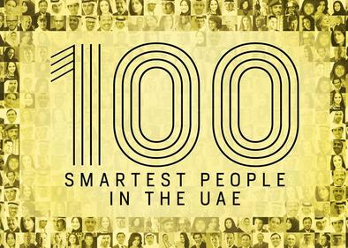 100 smartest people in the UAE