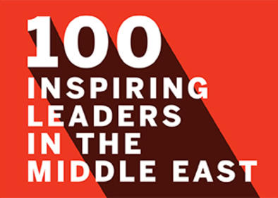 100 Inspiring Leaders in the Middle East