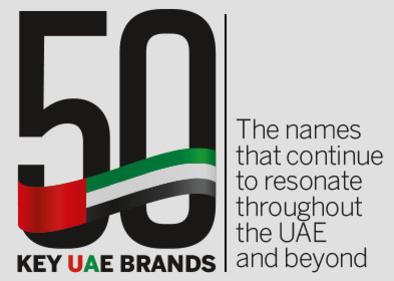 50 KEY UAE BRANDS