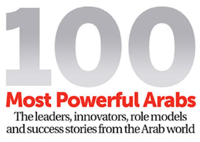 100 Most Powerful Arabs 2018