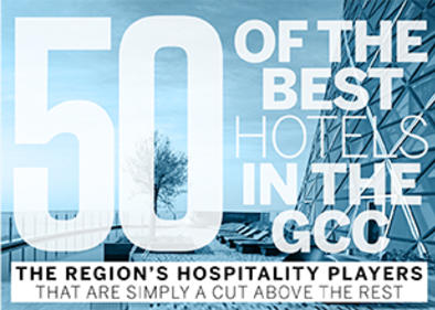 50 of the best hotels in the GCC