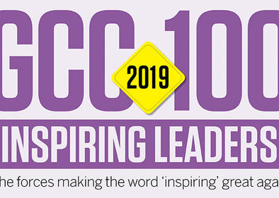 GCC 100 Inspiring Leaders 2019