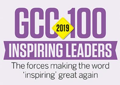 GCC 100 Inspiring Leaders 2019