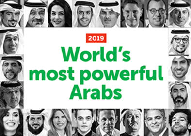 World's Most Powerful Arabs 2019