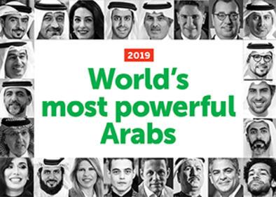 World's Most Powerful Arabs 2019
