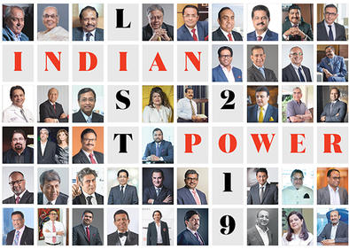Indian Power List 2019