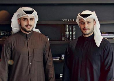 Athbi and Nouri Al Enezi