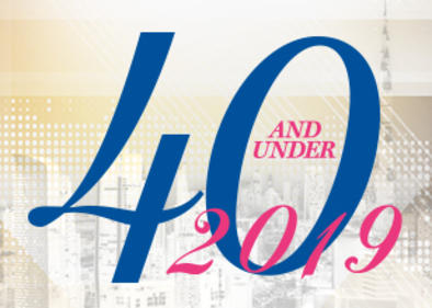 40 and Under 40 2019