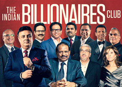 The Indian Billionaires Club