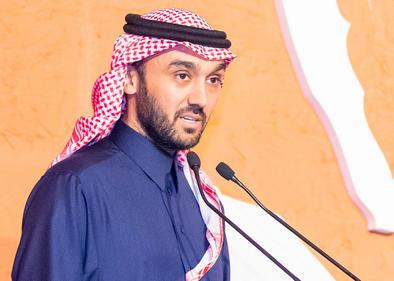 HRH Prince Abdulaziz bin Turki Al-Faisal