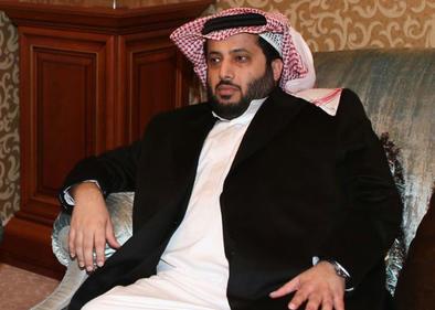 Turki bin Abdul Mohsen Al Asheikh