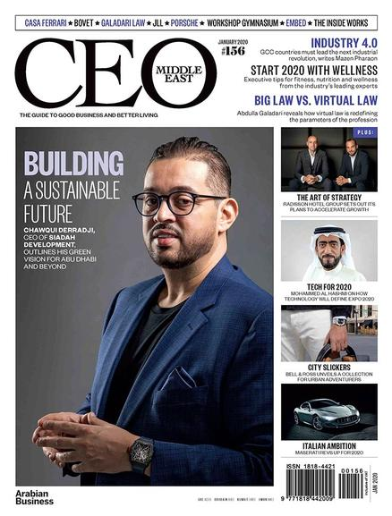 CEO Middle East - January 2020