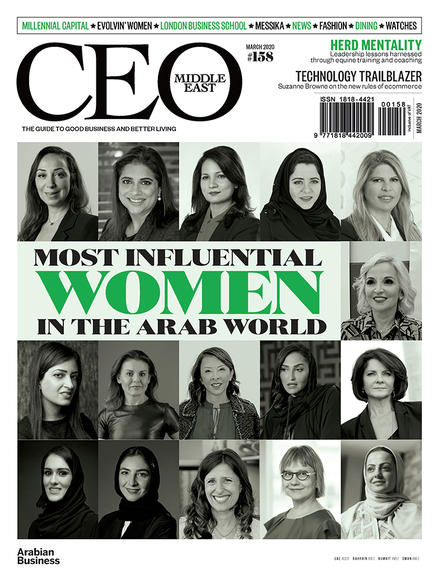 CEO Middle East - March 2020