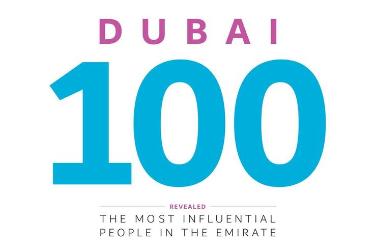Dubai 100: the most influential people in the emirate