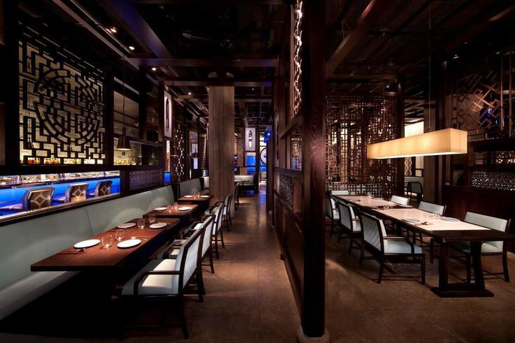 The Client Dinner: Hakkasan, Dubai