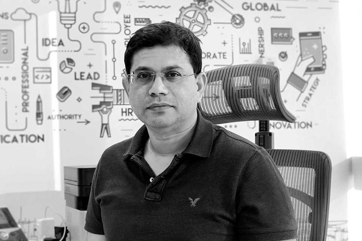 Entrepreneur of the Week: Bebuzzd's Abdul Nazeer