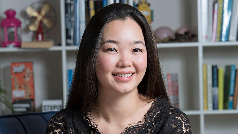 Entrepreneur of the Week: Helen Chen, CEO and co-founder of Nomad