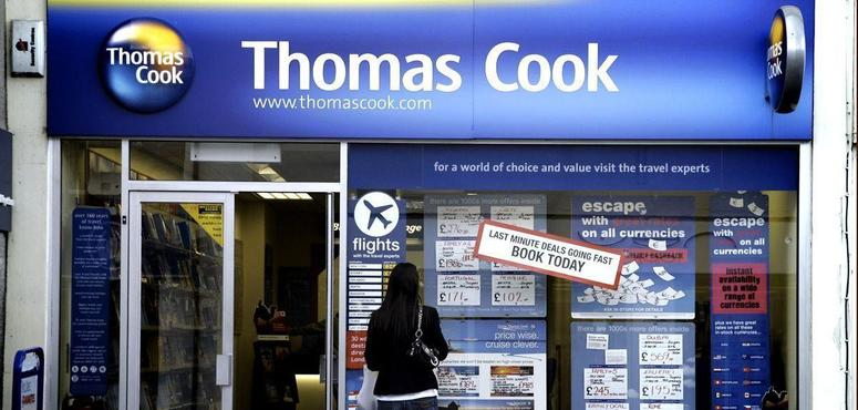 Thomas Cook operating 'as usual', seeking deals in the Middle East