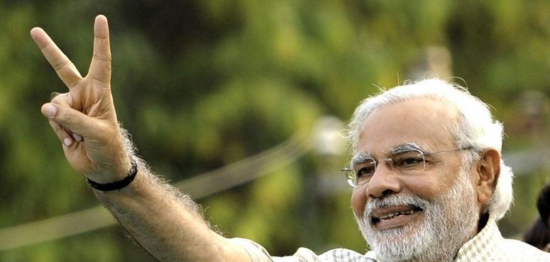 India announces poll dates as Modi battles for majority