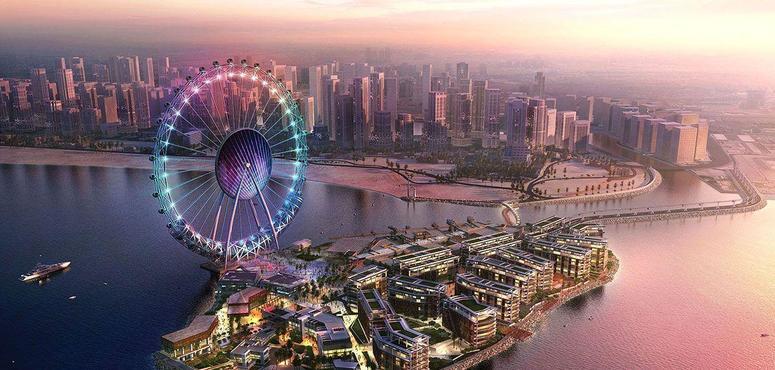 First residents move into new Dubai island destination