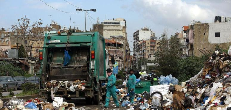 Video: How Lebanese trailblazers are recycling rubbish mindsets