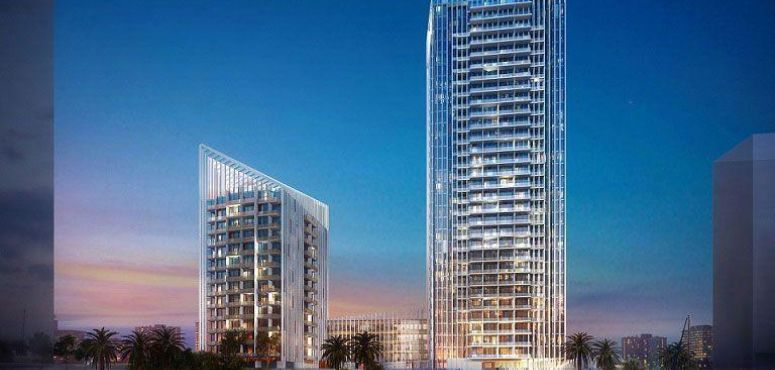Construction of Dubai's Sparkle Tower completed, handovers start