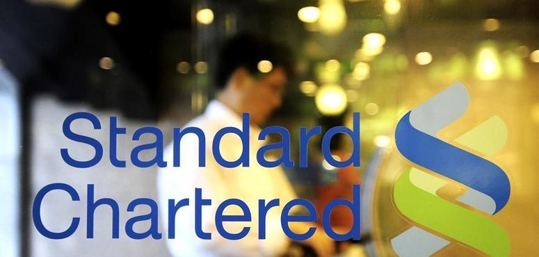 StanChart sees $330m Iran fine, profit rise erodes
