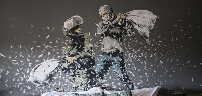 Banksy exhibition to open in Riyadh
