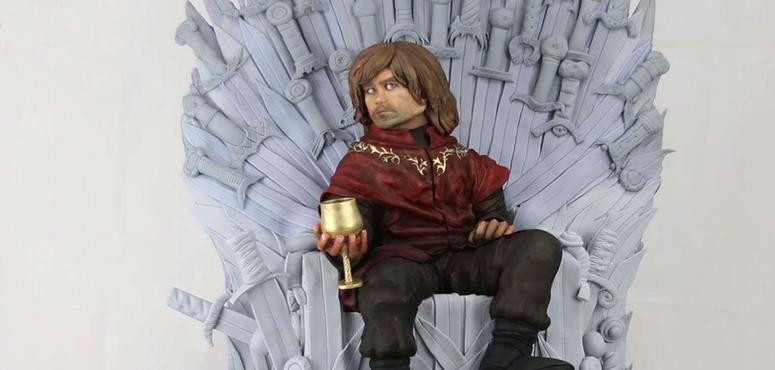 Video: World's most expensive $25,000 cake: Tyrion Lannister only in Dubai