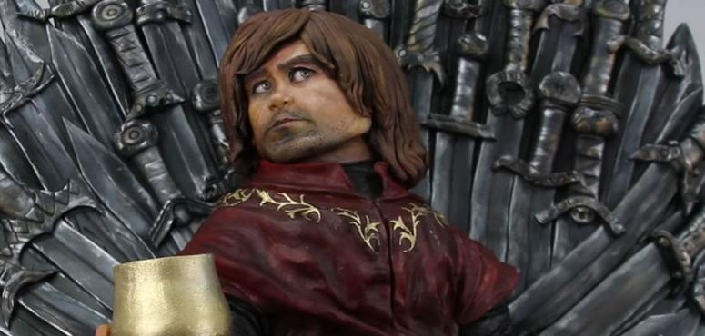 In pictures: Dubai Bakery creates $27,000 Game of Thrones cake