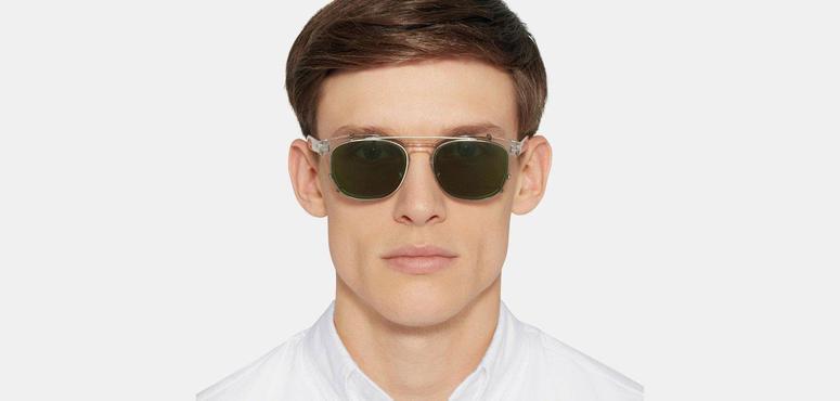 Hip summer shades for the modern businessman