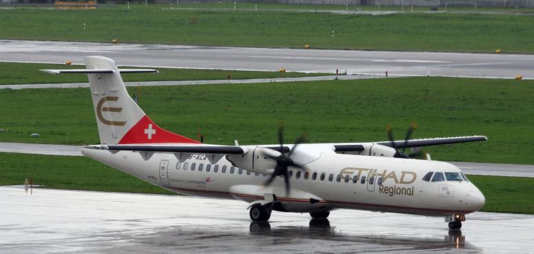 Etihad sells shares in Switzerland's Darwin Airline