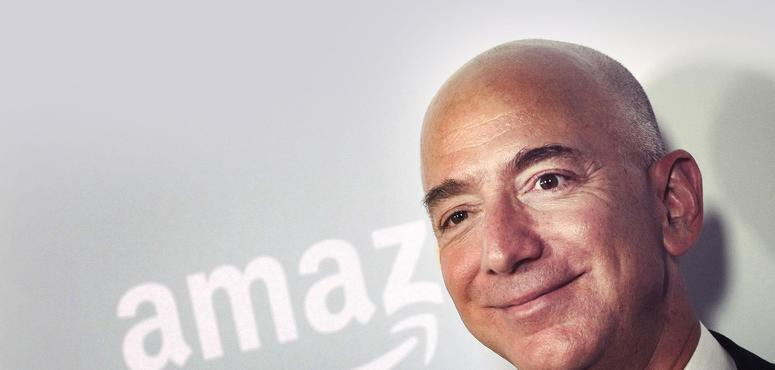 How Jeff Bezos added $13bn to his fortune in just 15 minutes