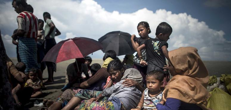 UAE campaign raises $17.7m to support Rohingya refugees