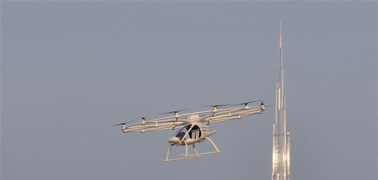 New drone regulations will facilitate Dubai Sky Dome, says DCAA head
