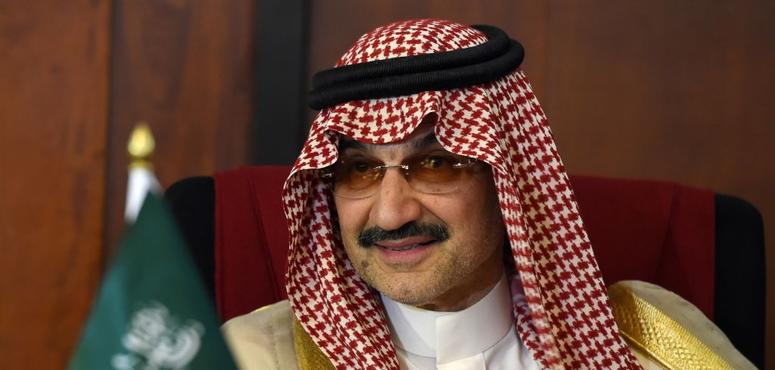 Alwaleed's Kingdom gains most since 2014 after prince is freed