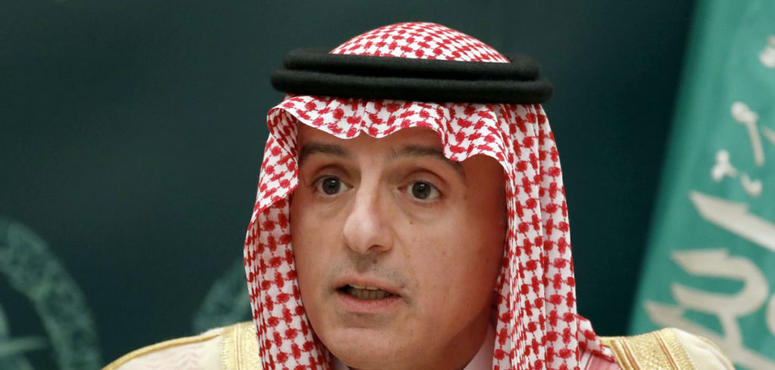 Video: Adel al-Jubeir says Saudi Arabia does not want a war with Iran