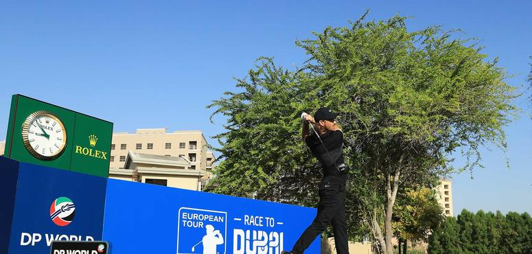 In pictures: Preview of DP World Tour Championship at the Jumeirah Golf Estates in Dubai