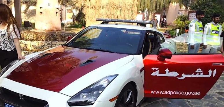 Abu Dhabi police smash huge drugs network